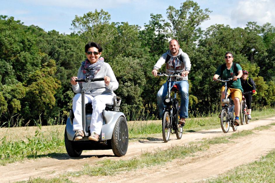 Movilidad sin límites con la silla de ruedas eléctrica Genny