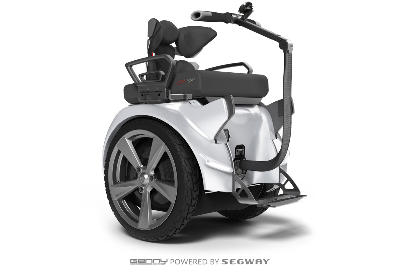 Genny, powered by Segway