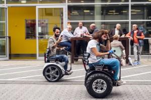 silla de ruedas genny mobility, la que rompe barreras