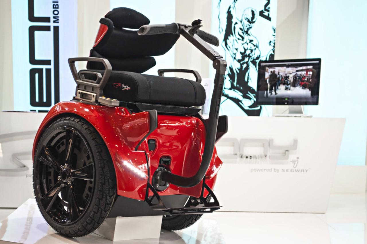 Personaliza tu silla de ruedas eléctrica Genny 2.0 Urban
