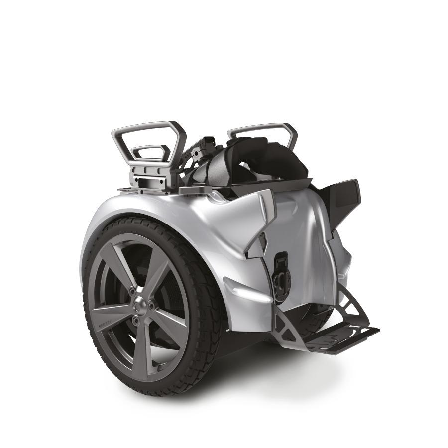 Silla de ruedas eléctrica Genny 2.0 Urban plegada