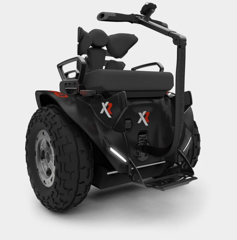 Silla de ruedas eléctrica Genny XRoad negra