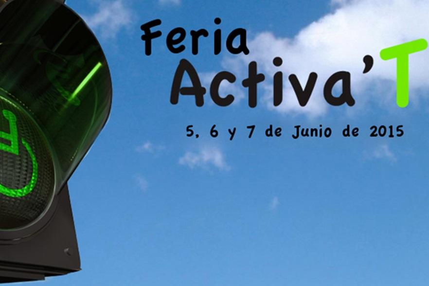 Genny en la feria Activa'T de Alboraya